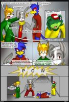 Falco's Untold Story Ch.1-5 by TomBoy-Comics