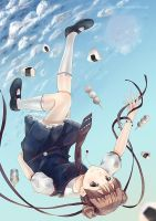 Falling for... by Nanahii