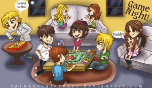 Twilight :: Game Night by sasukee23loveeer