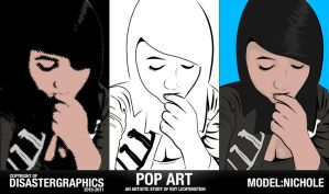 Pop Art: Personal Study by ison-trade