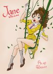 Jane. Pin up Princess by BzikO
