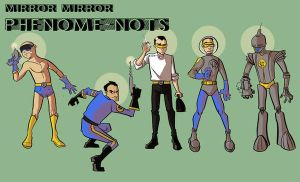 Phenome-NOTS by ehenders