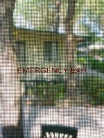 EMERGENCY EXIT #3 by st2wok