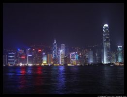 Hong Kong Night4 by WinterPalace