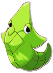 011 Metapod by SarahRichford