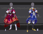 -OutfitAdoptable- QUEST 1 ~OPEN~ by EllipticAdopts