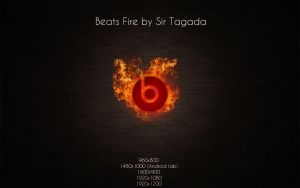 Beats fire by sirtagada