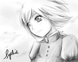 Howl's Moving Castle: Sophie by renKa002