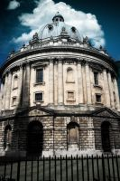 Building in Oxford by Sn0w-whit3