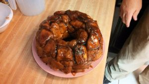Christmas Monkeybread by BigMac1212