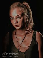 The Walking Dead: Beth: Crayon Re-Edit by nerdboy69