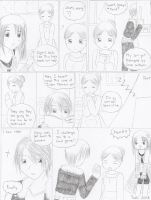 FF8 - Bad Timing comic by Yushi