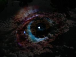 Eye in the sky by Un-known-Artist