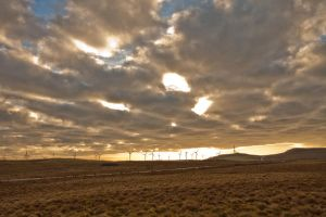 Whitelee 2 by Sagereid