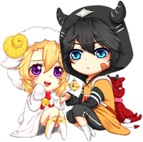 Prize:Pyonni Joey chocochibis by Chanz-diri