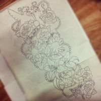 Sleeve outline by Ancora-Kimberley