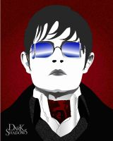 Barnabas Collins by BlindAcolyte