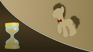 Doctor Whooves Wallpaper [Series 3] by Mateo-theFox