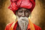A Face from India by S-A--K-I