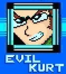 Evil Kurt by loon43