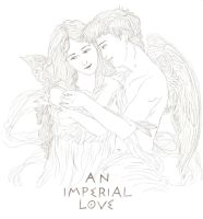 An Imperial Love... Cover Page by I-TsarevichAlexei13