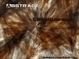 69 Abstract Airbrushes Set by Ryoku15