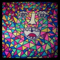 Triangle the face by AnalieKate