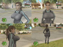Lara Custom for gta sa by michaelvr4