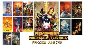 Remember Michael Turner by JoeyVazquez