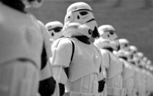 Stormtrooper Army by Nevma