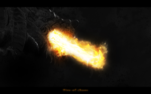 Fire of Chaos by MattColeville