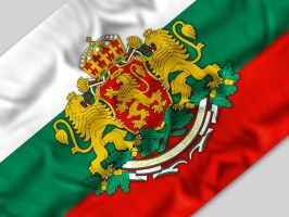 Bulgarian Flag by SEIN-ANC