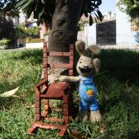 Travel Companion Arri Bunny by vrlovecats