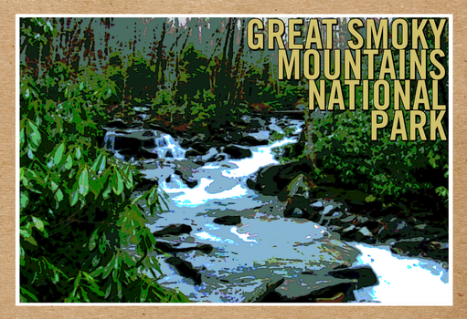 Great Smoky Mountains National Park by jrem090
