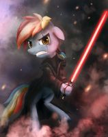 Darth Dash by WitherMane