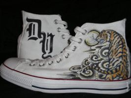 Converse Tiger by shuprintz