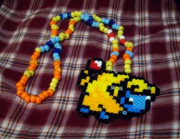 Mareep Necklace by cadillacphunque