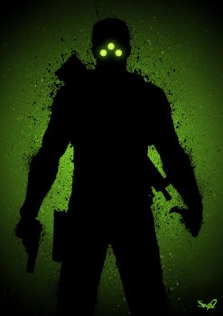 Shadow Of A Splinter Cell by Sno2