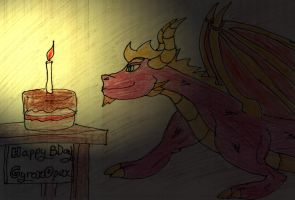 Happy BDay GyroxOpex by madmick2299