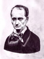 Charles Baudelaire by FunkUnit