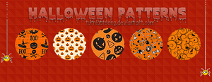 Halloween Patterns by turnlastsong