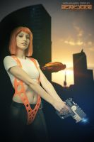 Leeloo by Nebulaluben