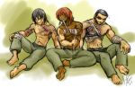 Three Wounded Men by jameson9101322