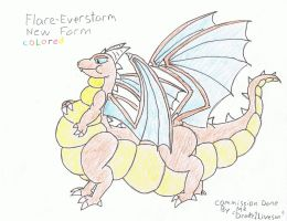 Flare-everstorm colored by drakeo1liveson