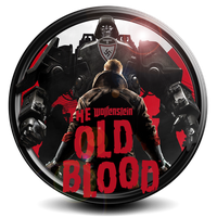 Wolfenstein : The Old Blood png Icon by S7 by SidySeven