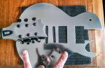 Guitarmour ESP Body and Headstock by DreadMetals