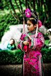 A Little Princess by Patang