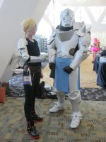 Full Metal Alchemist 1 OTAKON12 by PokemonMasta