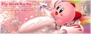 Kirby Sign by lennethxvalkyrie