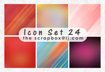 Icon Texture Set 24 - V-Day by bystrawbrry